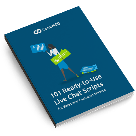 Free Download: 101 Ready-to-Use Live Chat Scripts for Sales and Customer Service