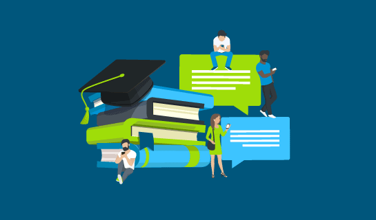 Ebook – The Live Chat and Chatbot Guide for Higher Education – Landing Page