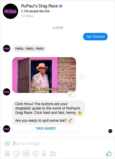 Chatbot Best and Worst Practices - RuPaul's Drag Race