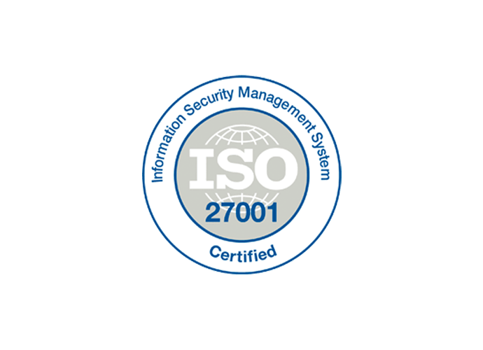 comm100 is live chat ISO 27001 compliant