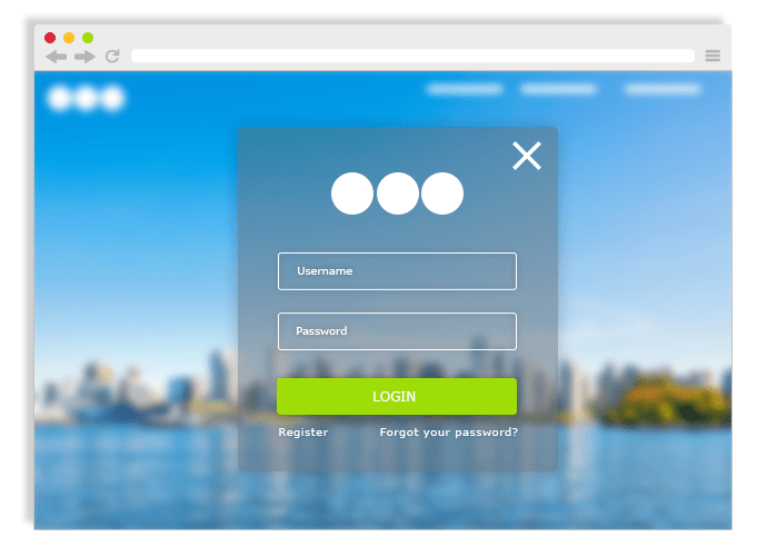comm100 offers Visitor Single Sign-On (SSO)